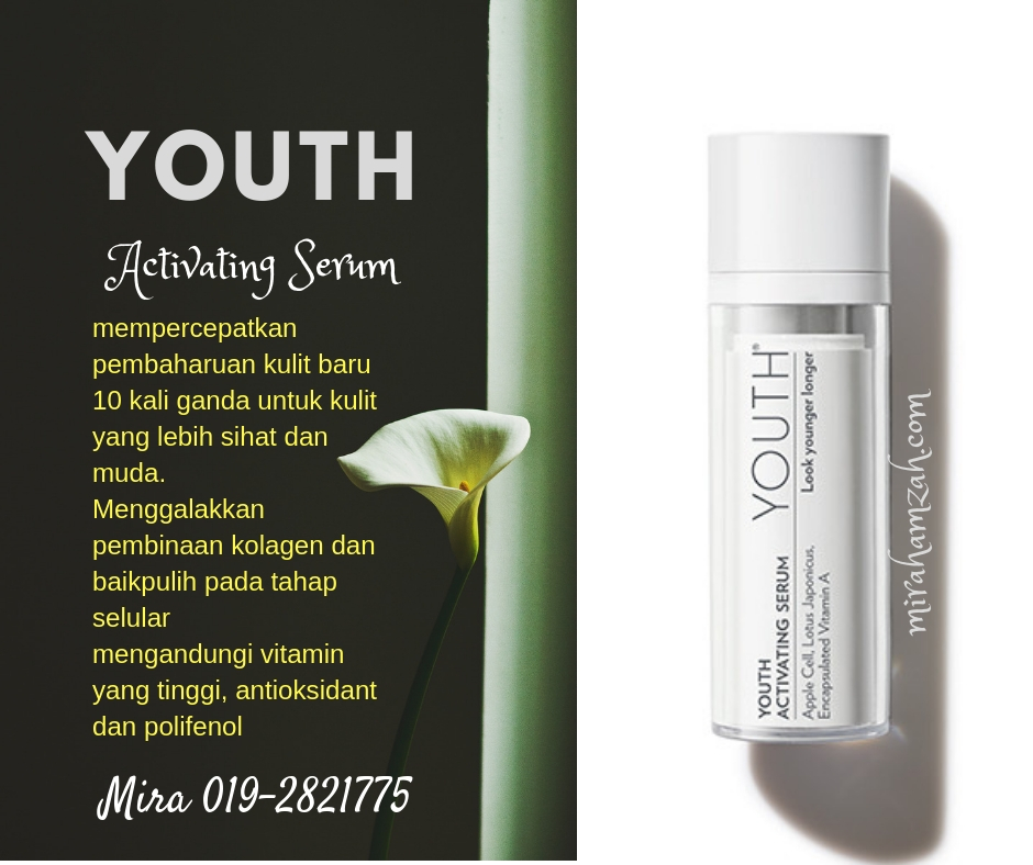 Produk Skin Care Youth Shaklee