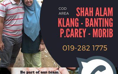 Pengedar Shaklee Shah Alam: Ready Stok