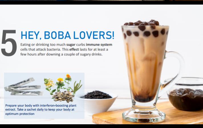 Kesan Buruk Boba Tea
