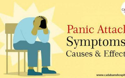Panic Attack Orang Anxiety