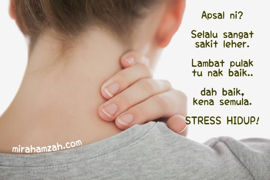 Sebab Kenapa Selalu Sakit Leher