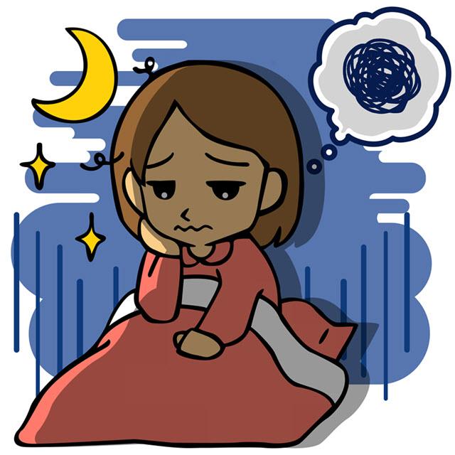 Masalah Susah nak Tidur
