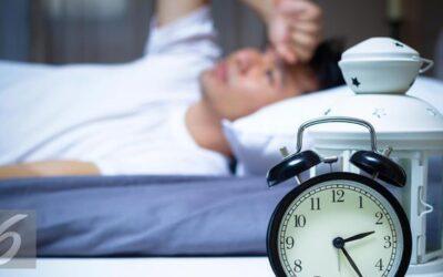 Masalah Susah Tidur